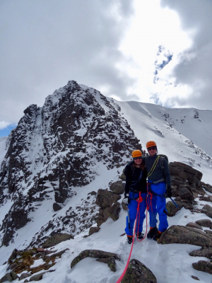 8 The end of a great winter season #winterskills #winterclimbing #skitouring #cairngorms