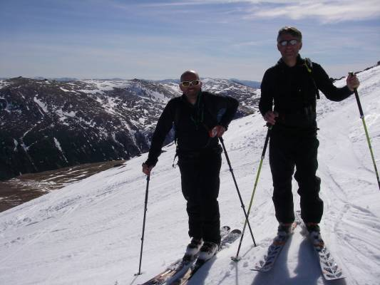 0 Last of winter courses for 2017! #winterskills #ski touring #climbing #courses #introduction #cairngorms #Scotland