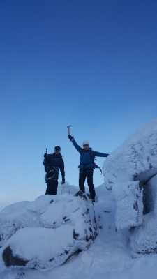 2 February Half Term in the Cairngorms #winterskills #skitouring #winterclimbing #wintermountaineering