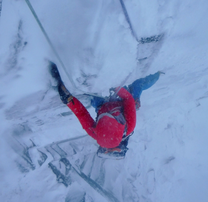 0 Happy New Year! (Winter Climbing Cairngorms & Avalanche Training)