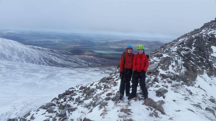 5 Great conditions in the 'Gorms (at last) #winterskills #ski touring #climbing #courses #introduction #cairngorms #Scotland