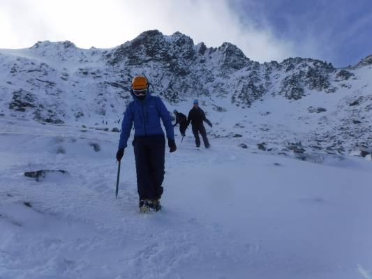 10 Great conditions in the 'Gorms (at last) #winterskills #ski touring #climbing #courses #introduction #cairngorms #Scotland