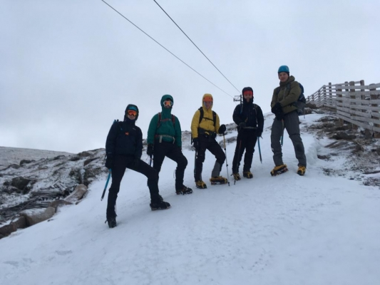 4 Happy new year #winterskills #wintermountaineering #skitouring