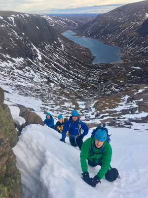 8 Winter Skills & Winter Mountaineering in the Cairngorms