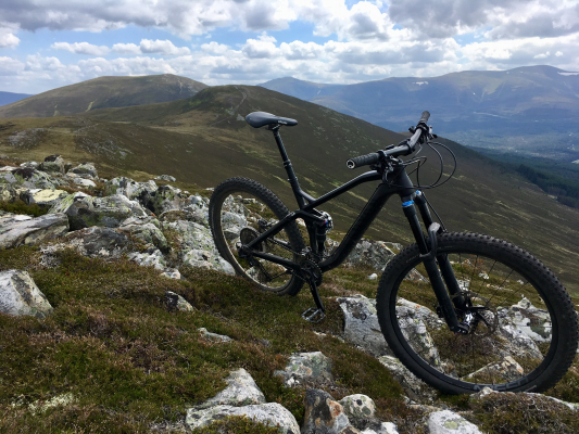 4 Summer in the Cairngorms #rockclimbing #mountainbiking #mountaineering #wildswimming