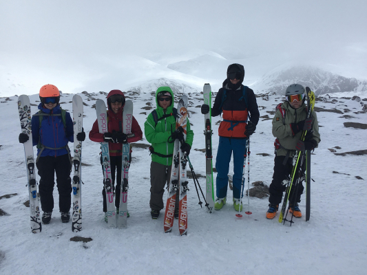 0 The end of a great winter season #winterskills #winterclimbing #skitouring #cairngorms