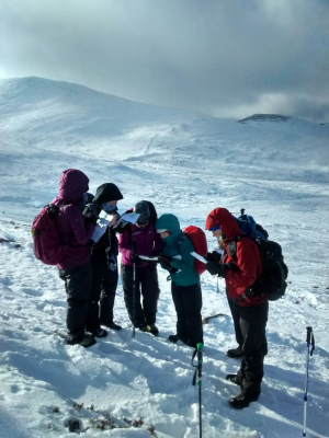 3 February Half Term in the Cairngorms #winterskills #skitouring #winterclimbing #wintermountaineering