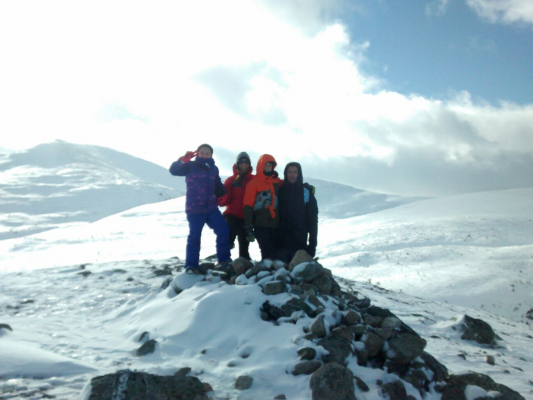 6 February Half Term in the Cairngorms #winterskills #skitouring #winterclimbing #wintermountaineering