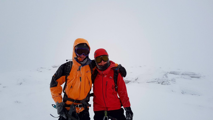 5 Happy New Year! (Winter Climbing Cairngorms & Avalanche Training)