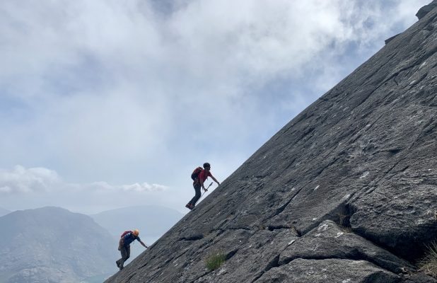 1 A busy summer #rockclimbing #mountaineering #canoeing #mountainbiking #seakayaking