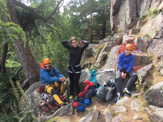 6 A busy summer #rockclimbing #mountaineering #canoeing #mountainbiking #seakayaking