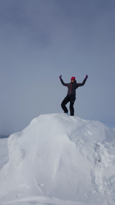2 Lots of snow in the Cairngorms #winterskills #skitouring #wintermountaineering #winterclimbing