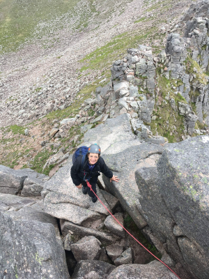 5 Summer in the Cairngorms #rockclimbing #mountainbiking #mountaineering #wildswimming