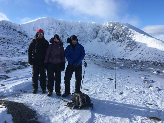 0 February Half Term in the Cairngorms #winterskills #skitouring #winterclimbing #wintermountaineering