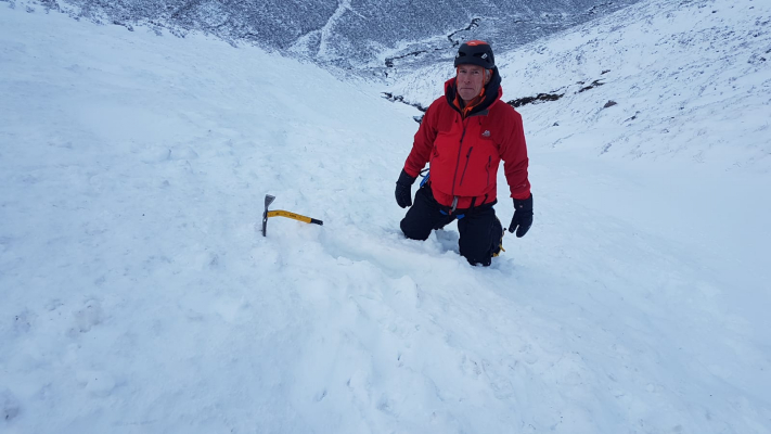 3 Improving conditions #winterclimbing #wintermountaineering #winterskills