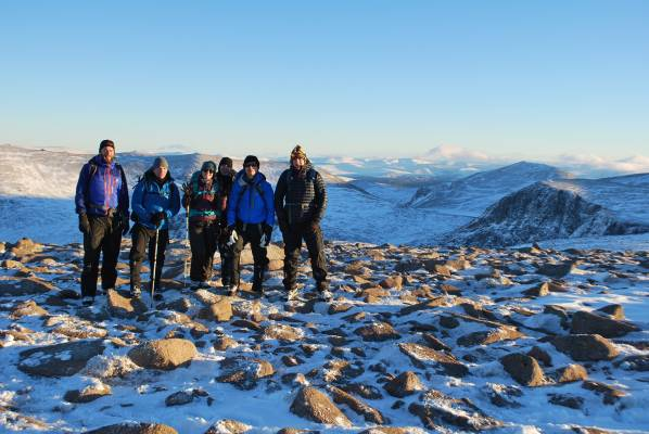 5 Winter returns to the Cairngorms (phew!) #winterskills #cairngorms