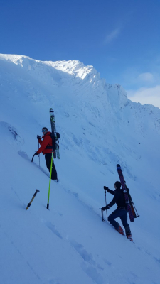 5 Great winter conditions continue #winterskills #wintermountaineering #skitouring #cairngorms #scotland