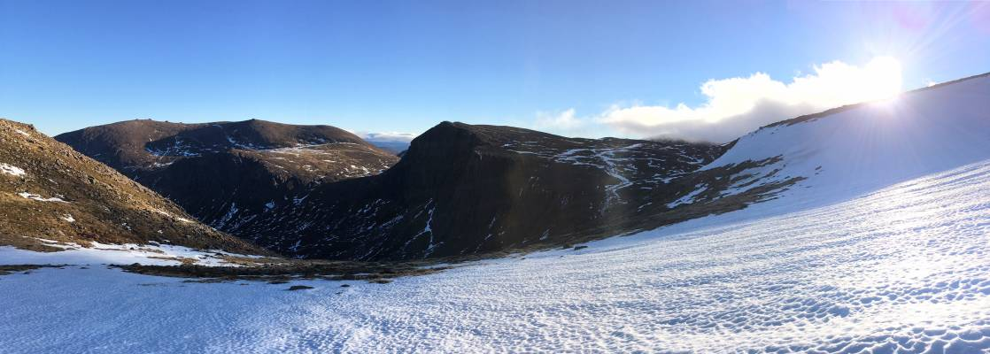 5 Alpine conditions #winterskills #winter mountaineering #climbing #cairngorms
