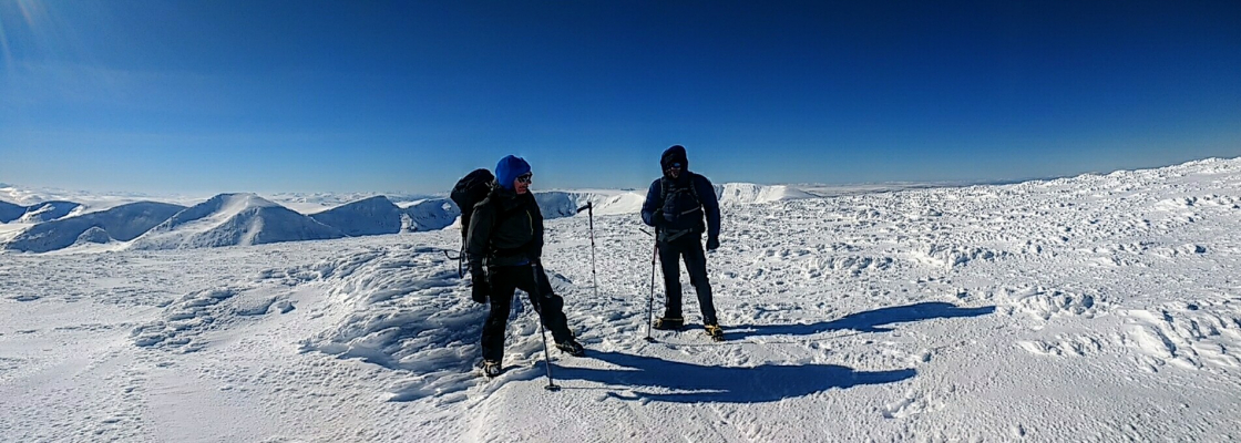 4 The end of a great winter season #winterskills #winterclimbing #skitouring #cairngorms
