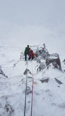 2 Good conditions for walking, skiing and climbing #winterskills #skitouring #winterclimbing