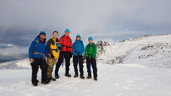 0 Winter Skills & Winter Mountaineering in the Cairngorms