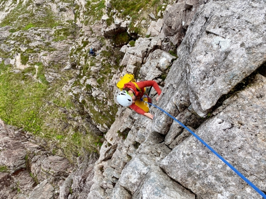 2 A busy summer #rockclimbing #mountaineering #canoeing #mountainbiking #seakayaking