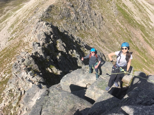 8 A busy summer #rockclimbing #mountaineering #canoeing #mountainbiking #seakayaking
