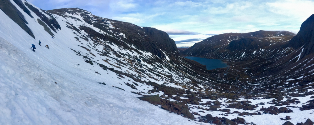 7 Winter Skills & Winter Mountaineering in the Cairngorms