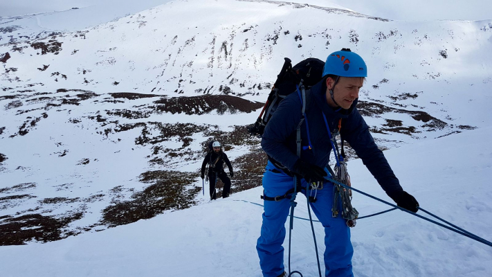 10 The end of a great winter season #winterskills #winterclimbing #skitouring #cairngorms