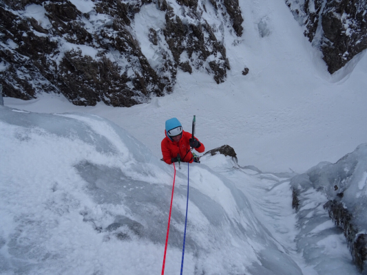 9 The end of a great winter season #winterskills #winterclimbing #skitouring #cairngorms