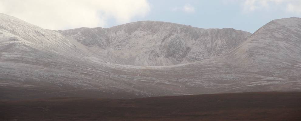3 Wintry in the Cairngorms #winterskills #ski touring #climbing #courses #introduction #cairngorms #Scotland