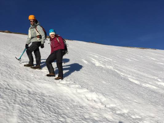 6 Alpine conditions #winterskills #winter mountaineering #climbing #cairngorms