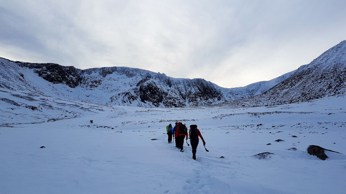 5 Winter Skills & Winter Mountaineering in the Cairngorms