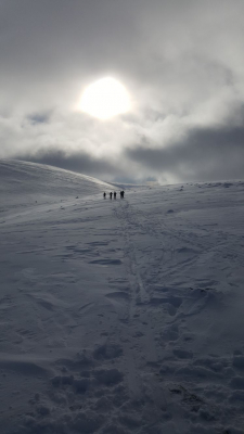 5 February Half Term in the Cairngorms #winterskills #skitouring #winterclimbing #wintermountaineering