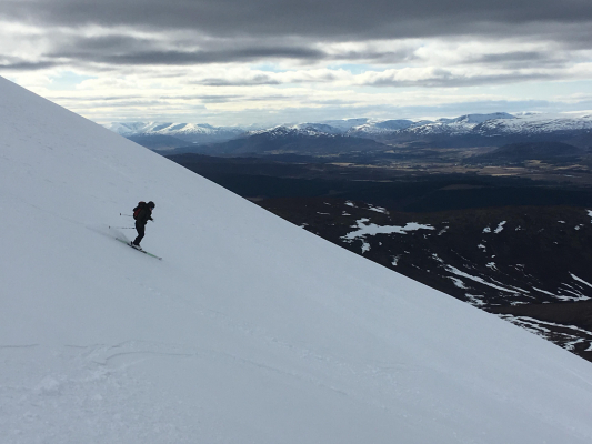 11 The end of a great winter season #winterskills #winterclimbing #skitouring #cairngorms