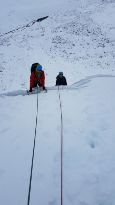 5 Amazing weather of late #winterskills #winterclimbing #wintermountaineering #cairngorms #scotland
