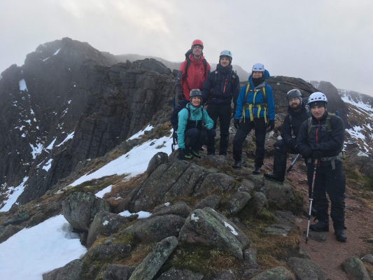 6 Winter Skills & Winter Mountaineering in the Cairngorms