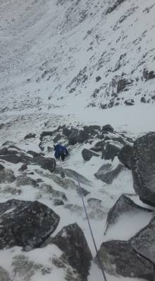 3 Winter returns to the Cairngorms (phew!) #winterskills #cairngorms