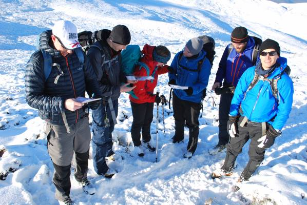 0 Winter returns to the Cairngorms (phew!) #winterskills #cairngorms