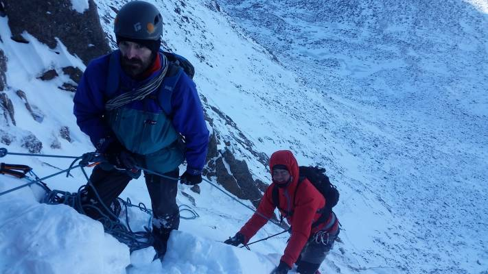 7 Winter returns to the Cairngorms (phew!) #winterskills #cairngorms