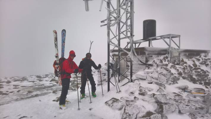 11 Great conditions in the 'Gorms (at last) #winterskills #ski touring #climbing #courses #introduction #cairngorms #Scotland