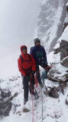 10 Winter returns to the Cairngorms (phew!) #winterskills #cairngorms