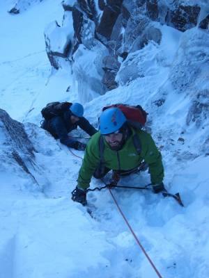 6 Winter returns to the Cairngorms (phew!) #winterskills #cairngorms