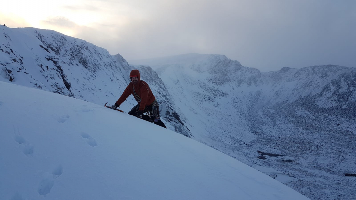 3 The last of 2018! #winterskills #wintermountaineering #winterclimbing #cairngorms