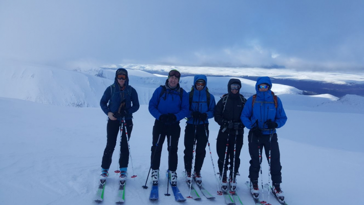 7 February Half Term in the Cairngorms #winterskills #skitouring #winterclimbing #wintermountaineering