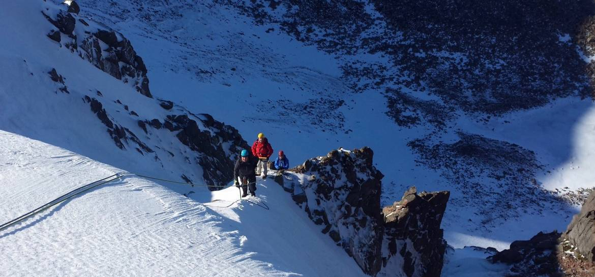 Intro to Winter Mountaineering