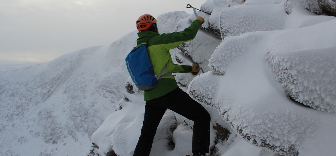 Intro to Winter Mountaineering - 2 days