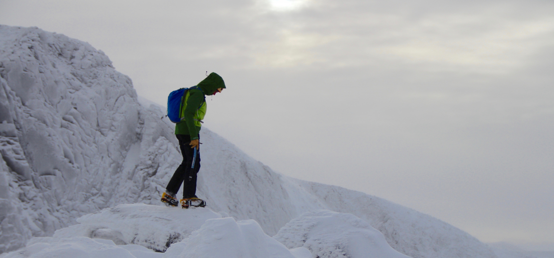 Winter Skills | Winter Walking | Winter Courses | Cairngorm Adventure Guides